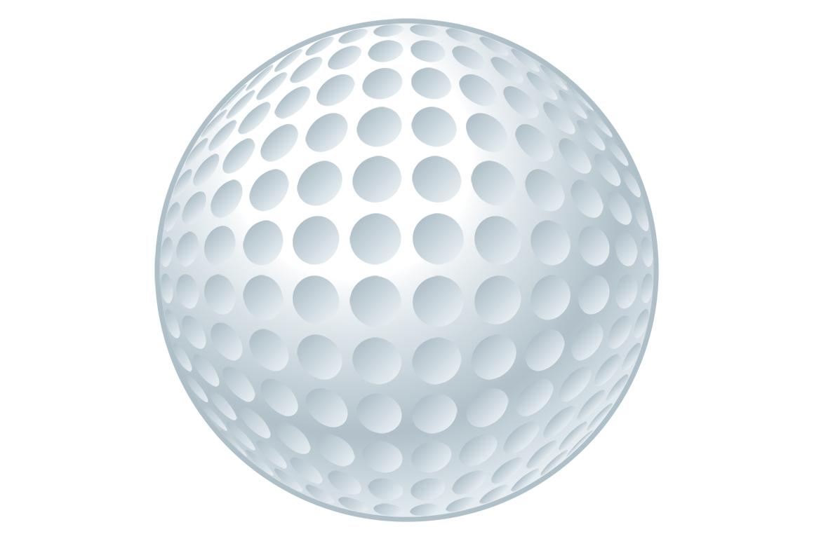Golf Ball John Schwegel