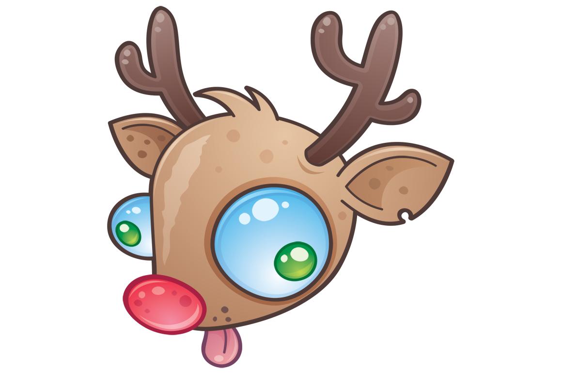 rudolph john schwegel rh johnschwegel com cartoon reindeer face template cartoon reindeer face