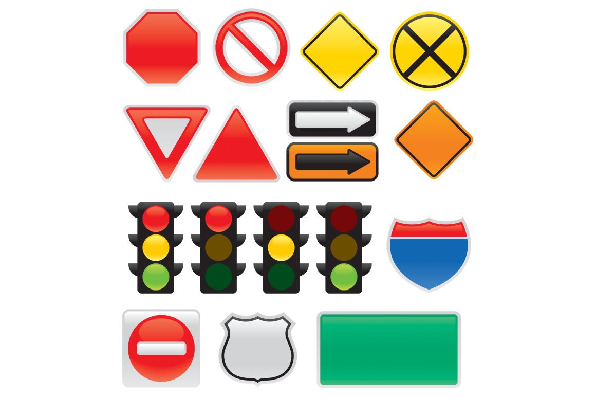 traffic signs � john schwegel