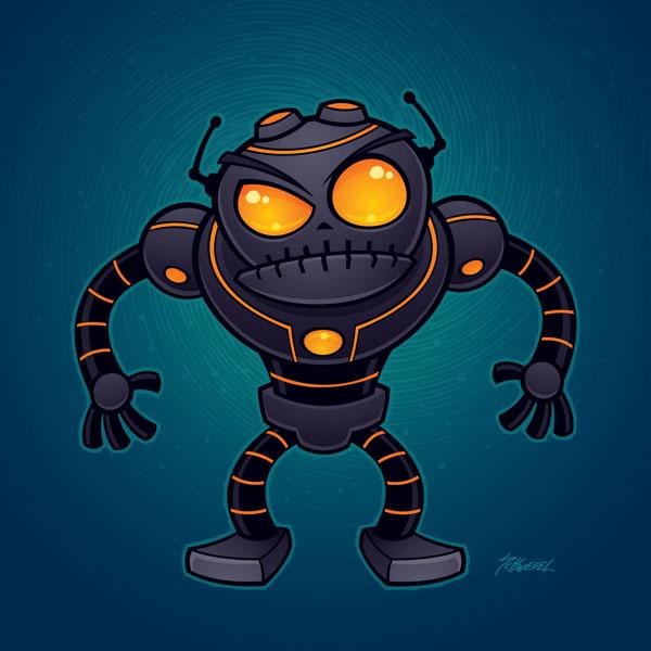 Angry Robot John Schwegel